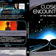 Close Encounters of the Third Kind (1977) Custom DVD Cover & Label