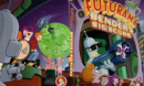 Futurama - Bender's Big Score (2007) R1 DVD Cover