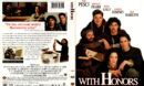 With Honors (1994) R1 DVD Cover