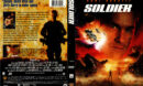 Soldier (1998) R1 DVD Cover