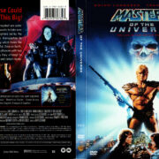 Masters Of The Universe (1987) R1 DVD Cover
