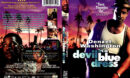 DEVIL IN A BLUE DRESS (1995) R1 DVD COVER & LABEL