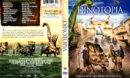 DINOTOPIA (2002) R1 DVD COVER & LABELS