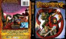 Dragon Lance-Dragons of Autumn Twilight (2008) R1 DVD Cover & Label