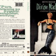 DIVINE MADNESS (1980) R1 DVD COVER & LABEL