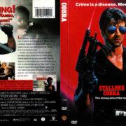 Cobra (1986) R1 DVD Cover