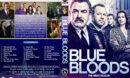 Blue Bloods - Season 9 (2019) R1 DVD Cover & Labels