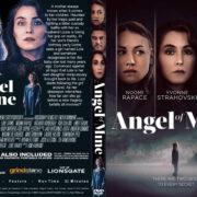 Angel Of Mine (2019) R1 Custom DVD Cover & Label