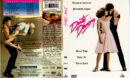 DIRTY DANCING (1987) R1 DVD COVER & LABEL