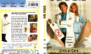CRITICAL CARE (1997) R1 DVD COVER & LABEL