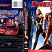 DAREDEVIL (2003) R1 DVD COVER & LABELS