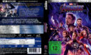 Marvel Avengers: Endgame (2019) R2 German Custom 4K UHD Covers & Labels