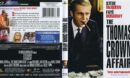 The Thomas Crown Affair (1968) R1 Blu-Ray Cover & Label