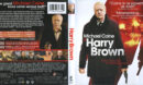 Harry Brown (2009) R1 Blu-Ray Cover & Label