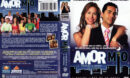 AMOR MIO (2008) R1 DVD COVER & LABELS