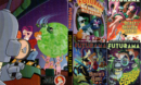 Futurama Movie Collection Custom DVD Cover