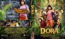 Dora and the Lost City of Gold (2019) R1 Custom DVD Cover & Label