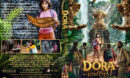 Dora and the Lost City of Gold (2019) R1 Custom DVD Cover & Label V3
