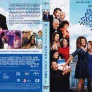 My Big Fat Greek Wedding 2 (2016) R2 German DVD Cover
