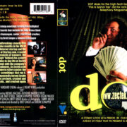 DOT (2001) R1 DVD COVER & LABEL
