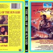 The Ark of the Sun God (1982) R1 Custom DVD Cover & Label