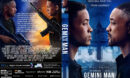 Gemini Man (2019) R1 Custom DVD Cover & Label