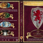 The Chronicles of Narnia Collection (2005-2010) R0 Custom DVD Cover & Label