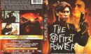 The First Power (1990) R1 DVD Cover & Label