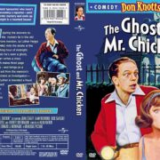 The Ghost And Mr. Chicken (1966) R1 DVD Cover & Label