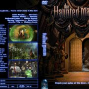 The Haunted Mansion (2003) R1 Custom DVD Cover & Label
