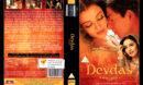 DEVDAS (2002) R2 DVD COVER & LABELS