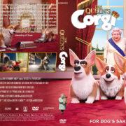 The Queen's Corgi (2019) R1 Custom DVD Cover V2