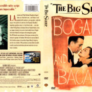 THE BIG SLEEP (1946) R1 DVD COVER & LABEL