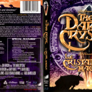 THE DARK CRYSTAL (1982) R1 BLU-RAY COVER & LABEL