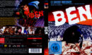 Ben (1972) R2 German Blu-Ray Cover