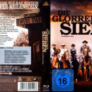 Die glorreichen Sieben (1960) R2 German Blu-Ray Cover