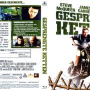 Gesprengte Ketten (1963) R2 German Blu-Ray Covers