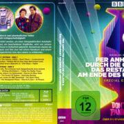 Per Anhalter durch die Galaxis (1981) R2 German Blu-Ray Cover