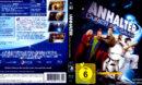 Per Anhalter durch die Galaxis (2005) R2 German Blu-Ray Cover