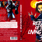Return of the Living Dead 3 (1993) R2 German Blu-Ray Cover