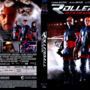 Rollerball (2002) R2 German Blu-Ray Covers