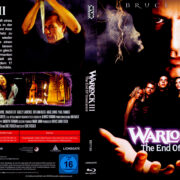 Warlock - Das Geisterschloss (1999) R2 German Blu-Ray Covers