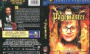 The Pagemaster (1994) R1 DVD Cover & Label