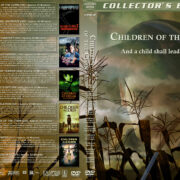 Children of the Corn Collection (10) R1 Custom DVD Cover
