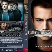 13 reasons why: Season 3 (2019) R1 Custom DVD Cover