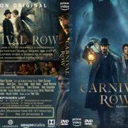 Carnival Row: Season 1 (2019) R0 Custom DVD Covers