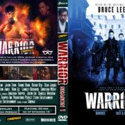 Warrior: Season 1 (2019) R0 Custom DVD Covers