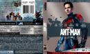 Ant-Man (2019) R1 Custom 4K UHD Cover