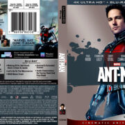 Ant-Man (2019) R1 Custom 4K UHD Cover