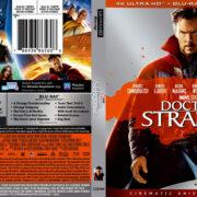 Doctor Strange (2019) R1 Custom 4K UHD Cover